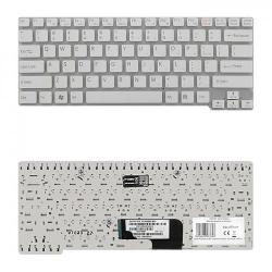 Tastatura Notebook Qoltec pentru Sony VGN-CW, White