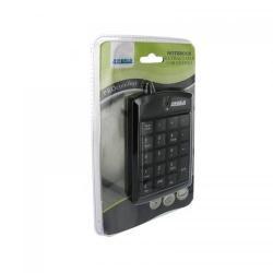 Tastatura Numerica 4World 03409, USB, Black