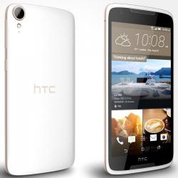 Telefon HTC Desire 828 Single Sim, 16GB, 4G, Pearl White