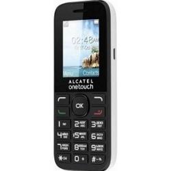 Telefon mobil Alcatel 1016D Tiger X3, Dual SIM, White