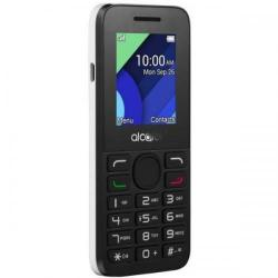 Telefon mobil Alcatel 1054d Dual Sim, 4MB, White