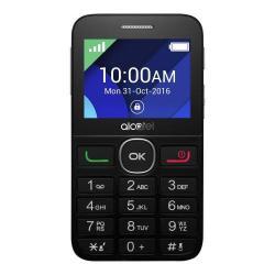 Telefon mobil Alcatel 2008G, 16MB, Black-Silver