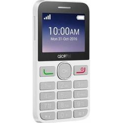 Telefon Mobil Alcatel 2008G, 16MB, Black-White