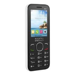 Telefon mobil Alcatel 2045X, 128 MB, 3G, Black-White