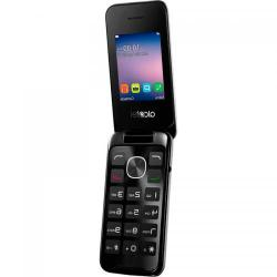 Telefon mobil Alcatel 2051d Dual Sim, 8MB, Silver