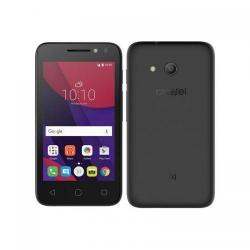 Telefon Mobil Alcatel 4034D Pixi 4 Dual SIM, 4GB, 3G, Black