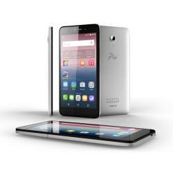 Telefon mobil Alcatel 8050D PIxi 4, 3G,  Dual Sim, Silver