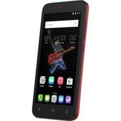Telefon mobil Alcatel Go Play, 4G, 7048X, Black & Red