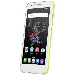 Telefon mobil Alcatel Go Play, 4G, 7048X, White+Lime