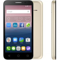 Telefon mobil Alcatel Pop 3 5015D, 3G+, Dual Sim, Black