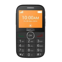 Telefon mobil Alcatel TANGO 2 PLUS, 2G, 2004C, black