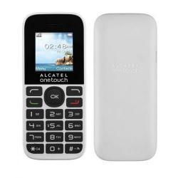 Telefon mobil Alcatel TIGER L3, 2G, Dual Sim, 1052G, pure white