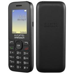 Telefon Mobil Alcatel Tiger X3 1016D Dual SIM Black