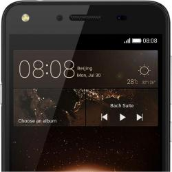 Telefon Mobil Huawei Y5II Dual Sim 8GB, 4G, Obsidian Black