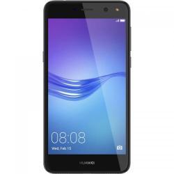Telefon Mobil Huawei Y6 (2017) Dual SIM, 16GB, 4G, Grey