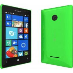 Telefon Mobil Microsoft Lumia 435 Dual Sim 8GB, 3G, Green