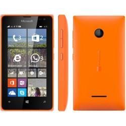 Telefon Mobil Microsoft Lumia 435 Dual SIM 8GB, 3G, Orange