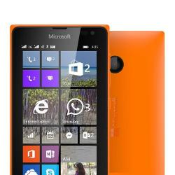 Telefon Mobil Microsoft Lumia 435 Single Sim Orange