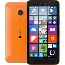 Telefon Mobil Microsoft Lumia 640 XL Dual SIM, 8GB, 3G, Orange