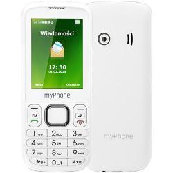 Telefon mobil MyPhone, 6300, White