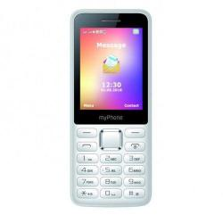 Telefon mobil myPhone 6310 Dual Sim, White