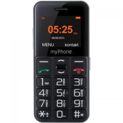 Telefon mobil myPhone Halo Easy, Black