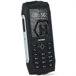 Telefon Mobil MyPhone Hammer 3 Dual SIM, 2G, Black-Silver