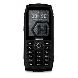 Telefon Mobil MyPhone Hammer 3 Dual SIM, 2G, Black