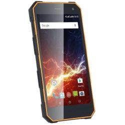 Telefon mobil myPhone Hammer Energy Dual SIM, 16GB, 4G, Black-Orange