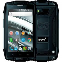 Telefon Mobil myPhone Hammer Iron 2 Dual Sim, 8GB, 4G, Black
