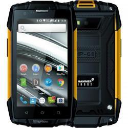 Telefon Mobil myPhone Hammer Iron 2 Dual Sim, 8GB, 4G, Orange