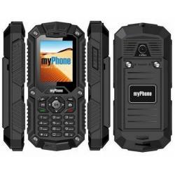 Telefon mobil myPhone Hammer2 Dual Sim Black