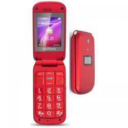 Telefon mobil myPhone Metro Red