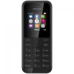 Telefon mobil Nokia 105 Dual SIM, Black