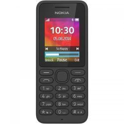 Telefon Mobil Nokia 130, Dual SIM, Black