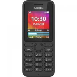 TeleFon Mobil Nokia 130, Single SIM, Black