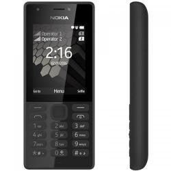 Telefon mobil Nokia 216 Single SIM, Black