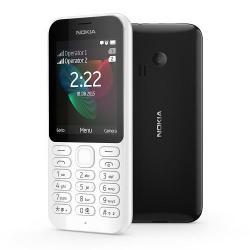Telefon mobil Nokia 222 DualSim, White