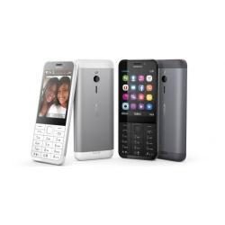 Telefon mobil Nokia 230, Dark Silver