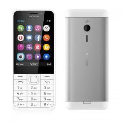 Telefon mobil Nokia 230, Silver