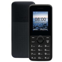 Telefon Mobil Philips E106 Dual SIM, Black