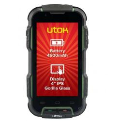 Telefon Mobil Utok Explorer 4 Dual SIM, black