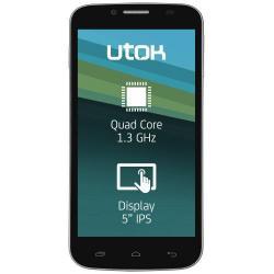Telefon Mobil Utok Q50 Dual Sim, black