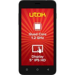 Telefon mobil UTOK Q55B Dual SIM, 8GB, 3G, Black