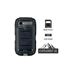 Telefon UTOK Explorer 3S Dual Sim, 8GB, Black