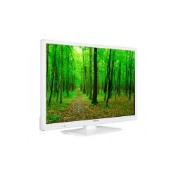 Televizor LED Hitachi 24HBC05W Seria HBC05W, 24inch, HD Ready, White