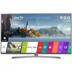 Televizor LED LG Smart 43UJ670V Seria UJ670V, 43inch, Ultra HD 4K, Silver-Grey