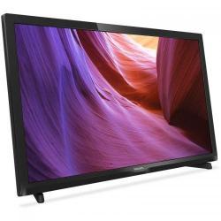 Televizor LED Philips 24PHH4000/88 Seria PHH4000/88, 24inch, HD Ready, Black