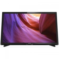 Televizor LED Philips 24PHT4000/12, 24inch, HD Ready, Black