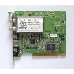TV Tuner Hauppauge WINTV PCI FM (MULTI)